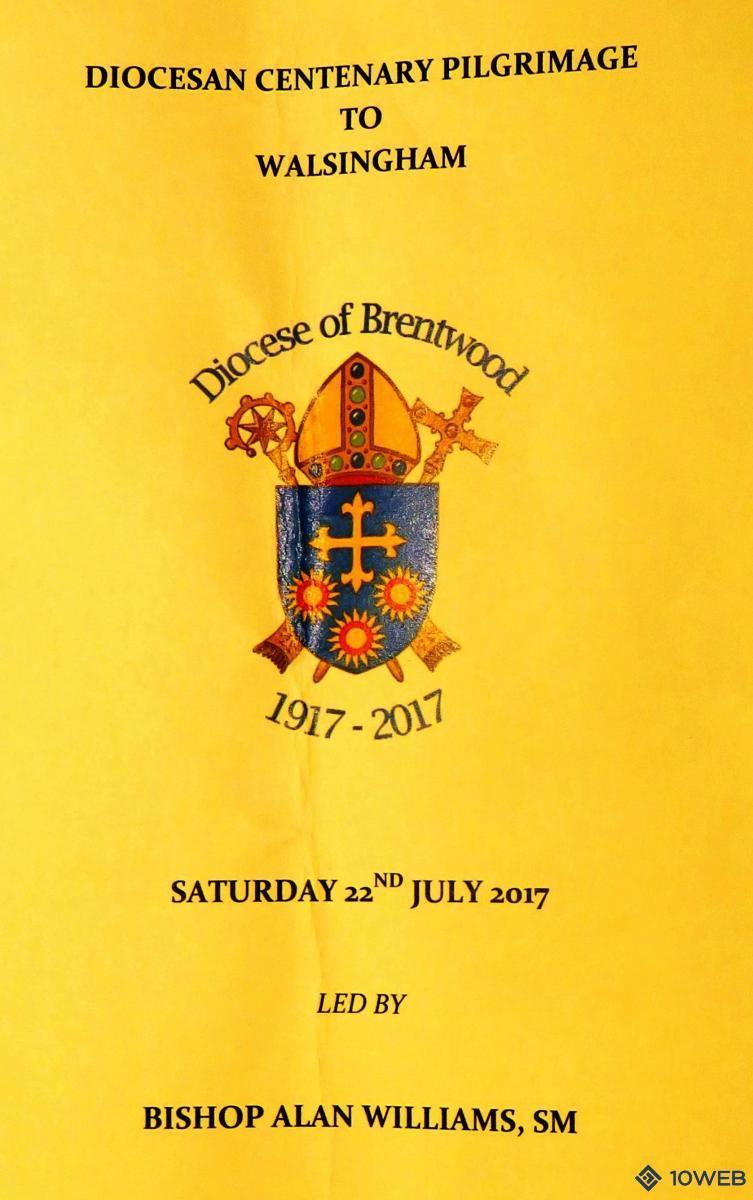 Centenary Pilgrimage to Walsingham